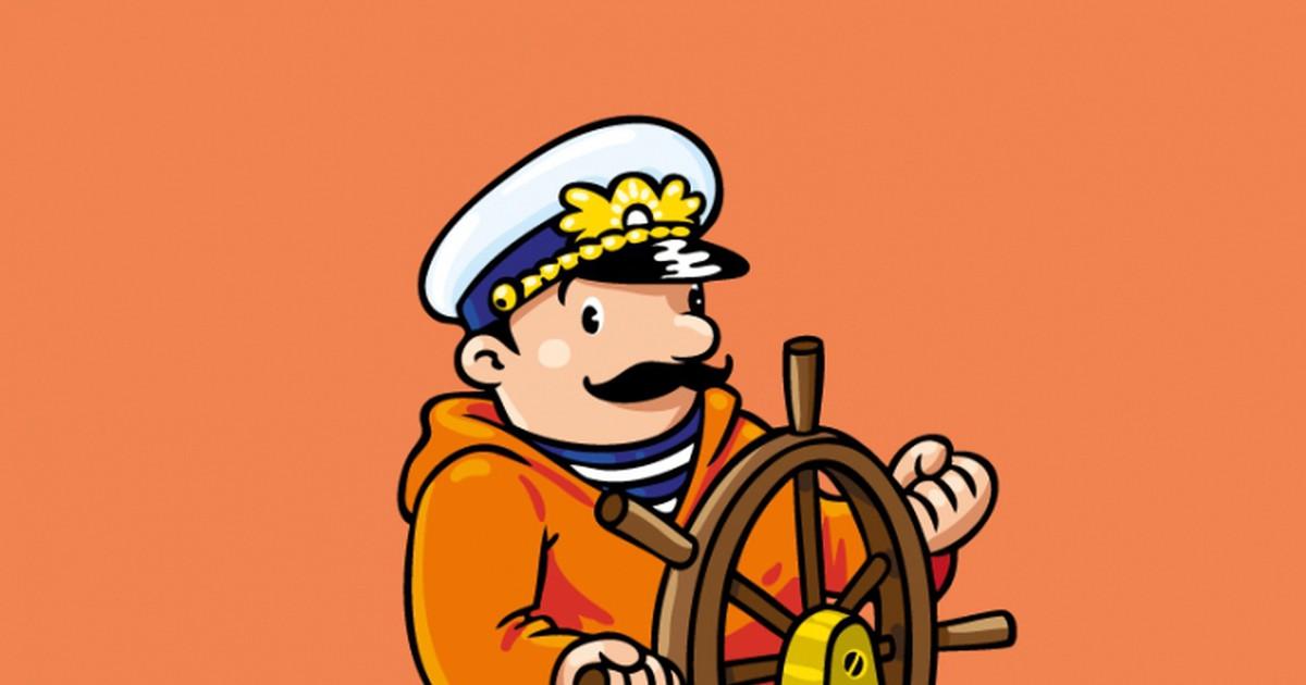 Фото Анекдот про мудрого капитана корабля идве верные приметы