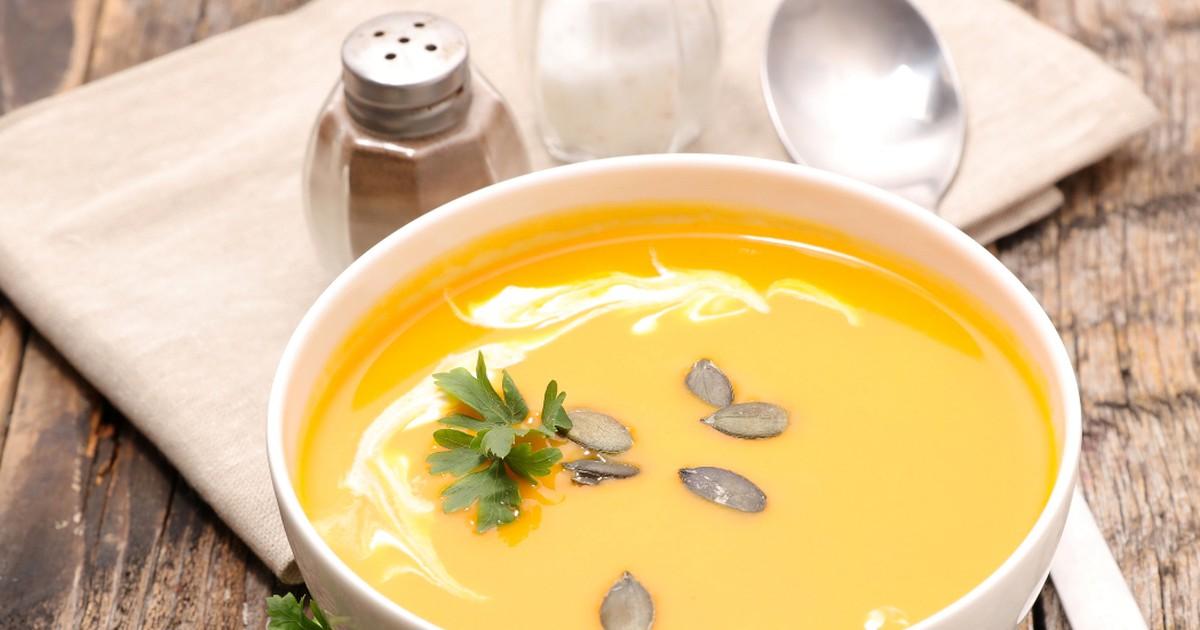 Фото Вкуснейший тыквенный суп