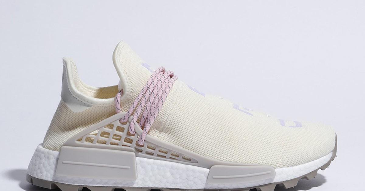 Photo of A Third N*E*R*D* Pharrell x adidas Originals NMD Hu Has Surfaced Online