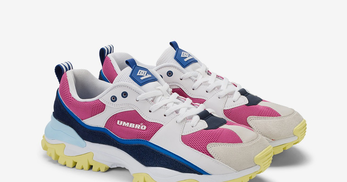 Photo of Umbro Just Dropped a New Pair of Affordable Chunky Sneakers
