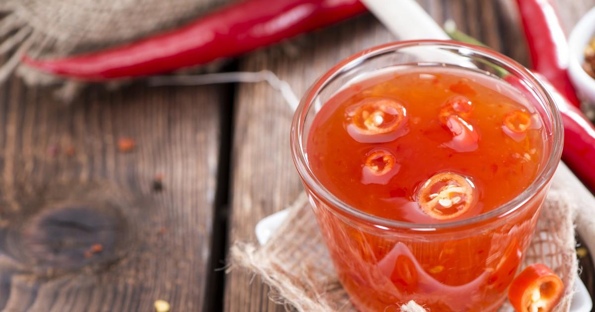 Фото Тайский сладкий соус чили