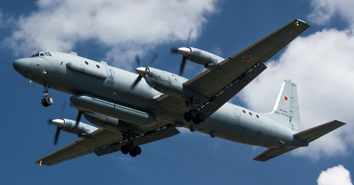Фото Почему был сбит Ил-20 в Сирии?
