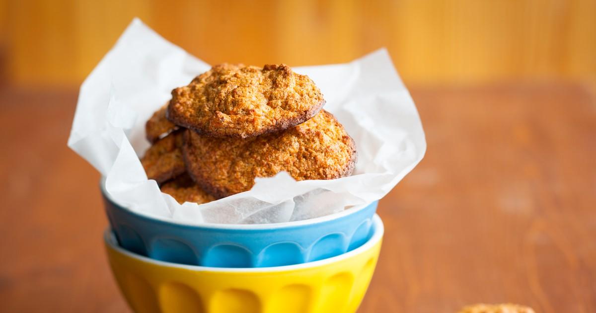 Фото Пышные печенюшки из тыквы, сразу же напомнят вам о детстве. Они получаются очень вкусными, сдобными и ароматными. Готовятся очень легко и просто!
