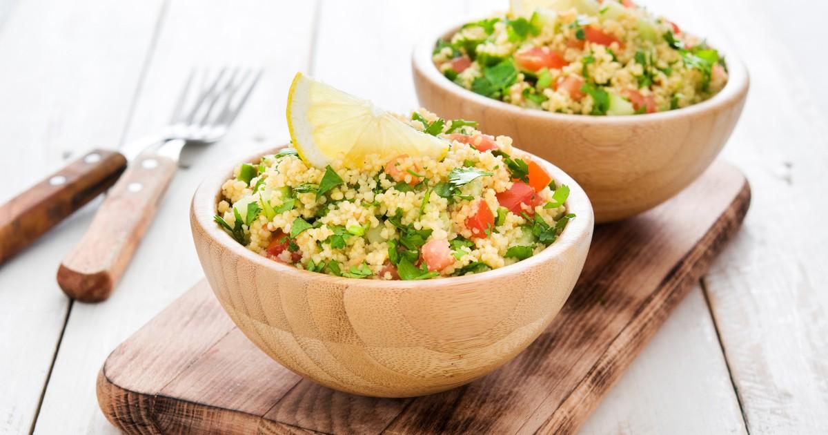 """Фото Вкуснейший салат """"Табуле"""" по-домашнему"""