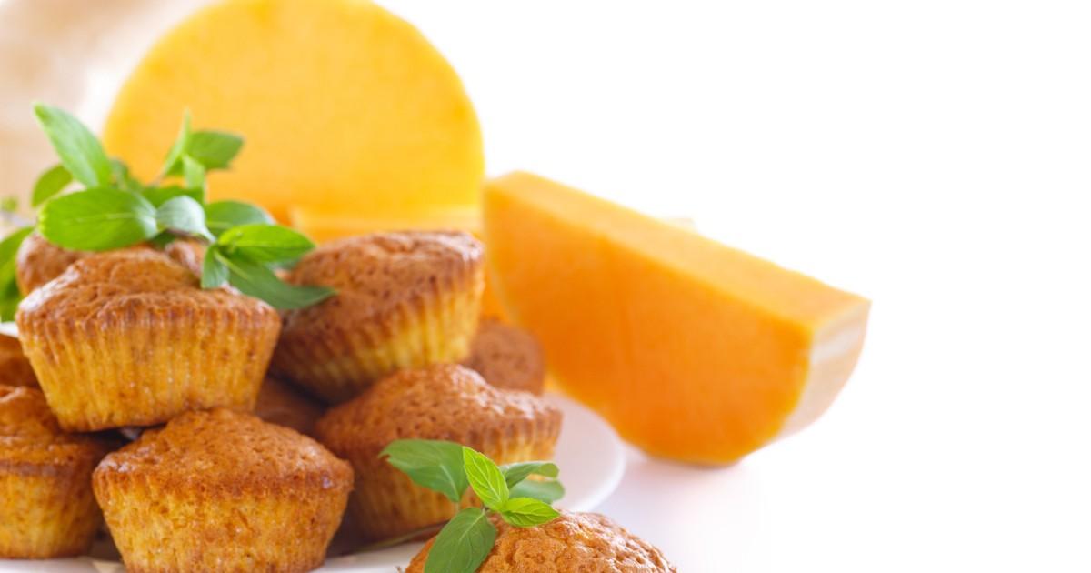 Фото Вкуснейшие тыквенные кексы с апельсином и лимоном