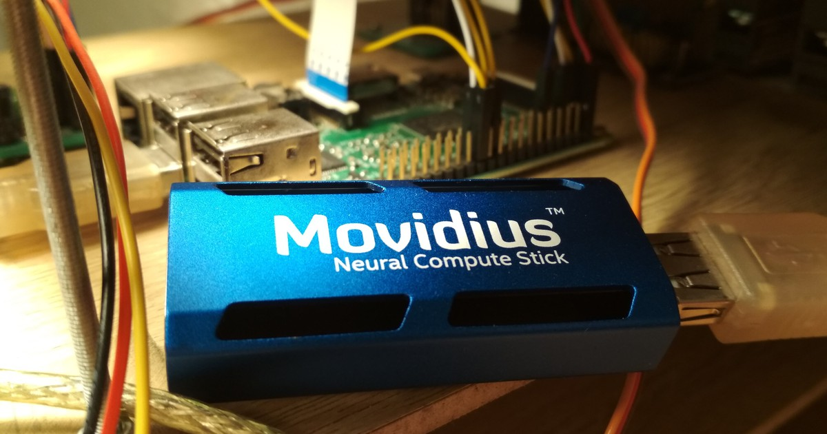 Фото Обнаружение лиц на видео: Raspberry Pi и Neural Compute Stick