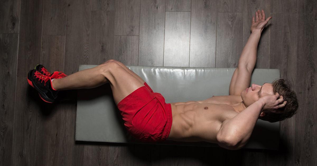 Фото Упражнения на боковой пресс