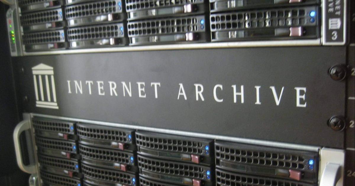 """Фото Справочная: """"Архив Интернета"""" — история создания, миссия и дочерние проекты"""