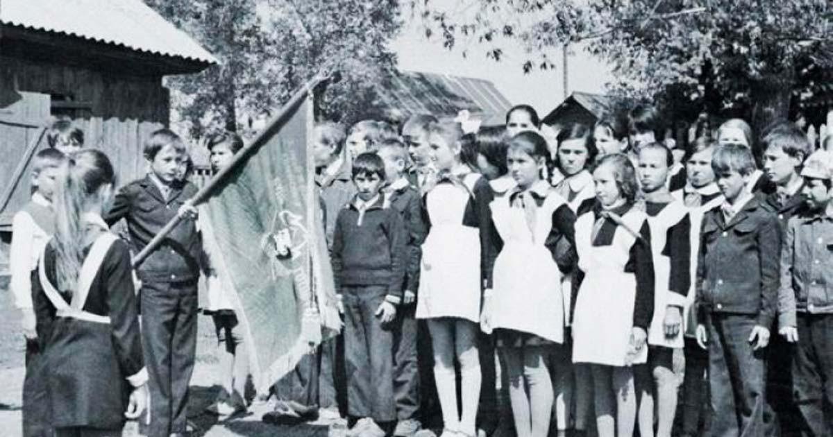 Фото Как пионер Валя Егоров обворовывал советские госучреждения