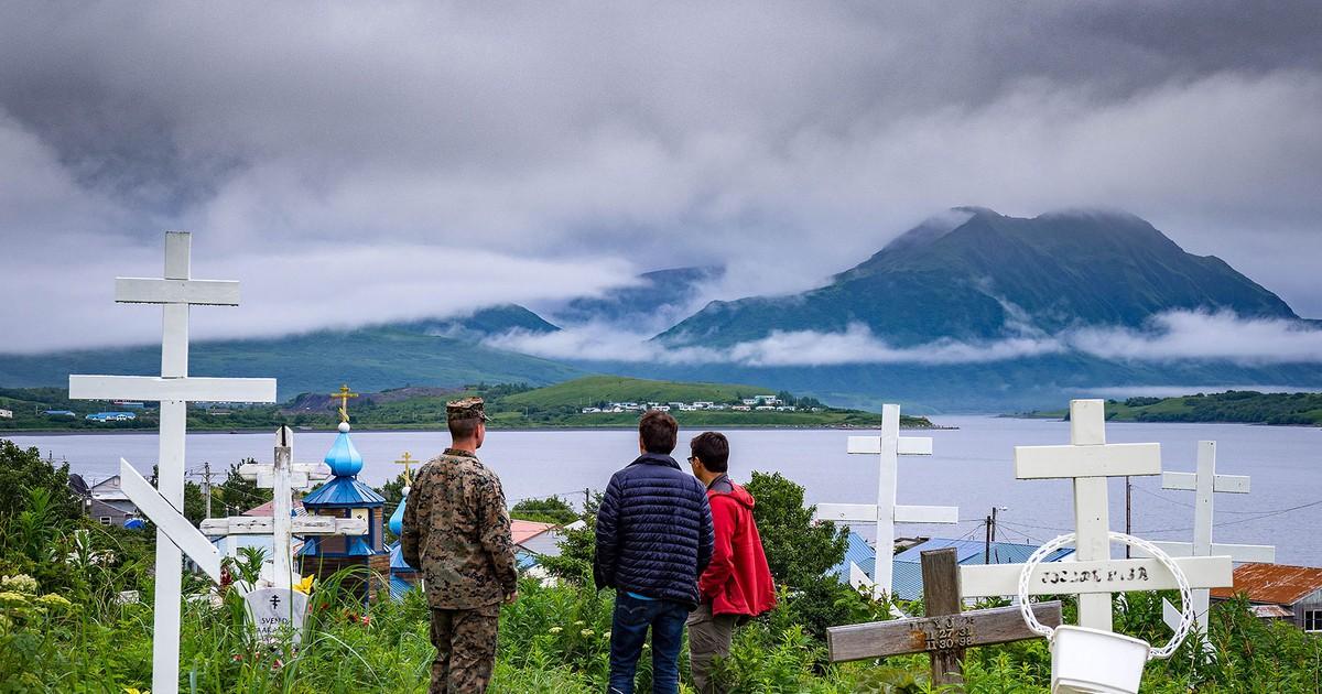 Фото Что осталось после русских на Аляске