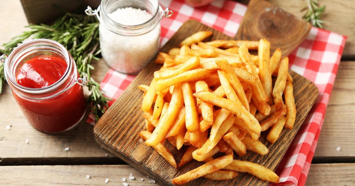 Фото Вкуснейший картофель фри в духовке