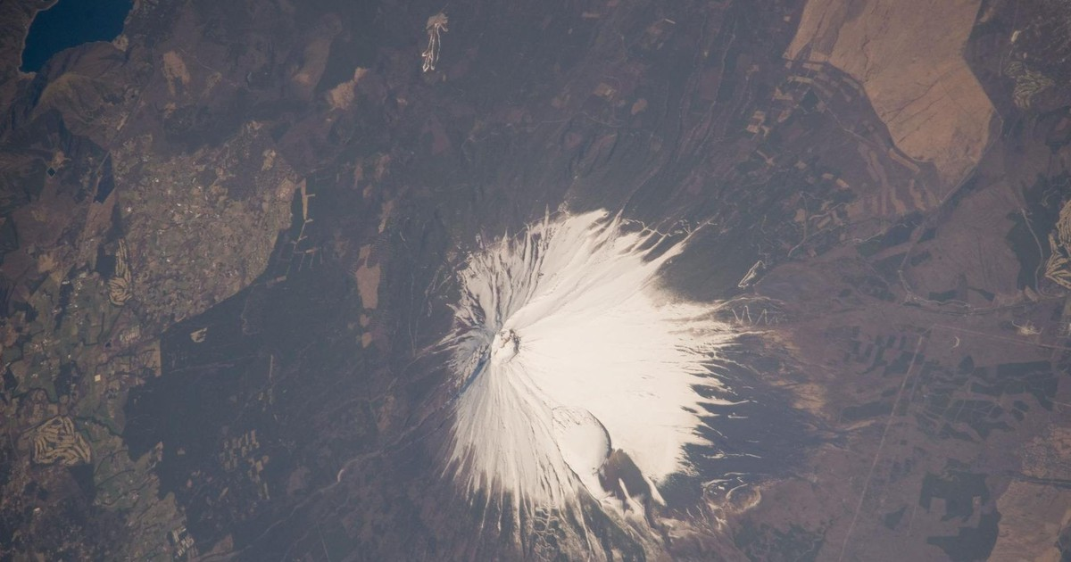 Photo of Photos: What Earth's mountains look like from space