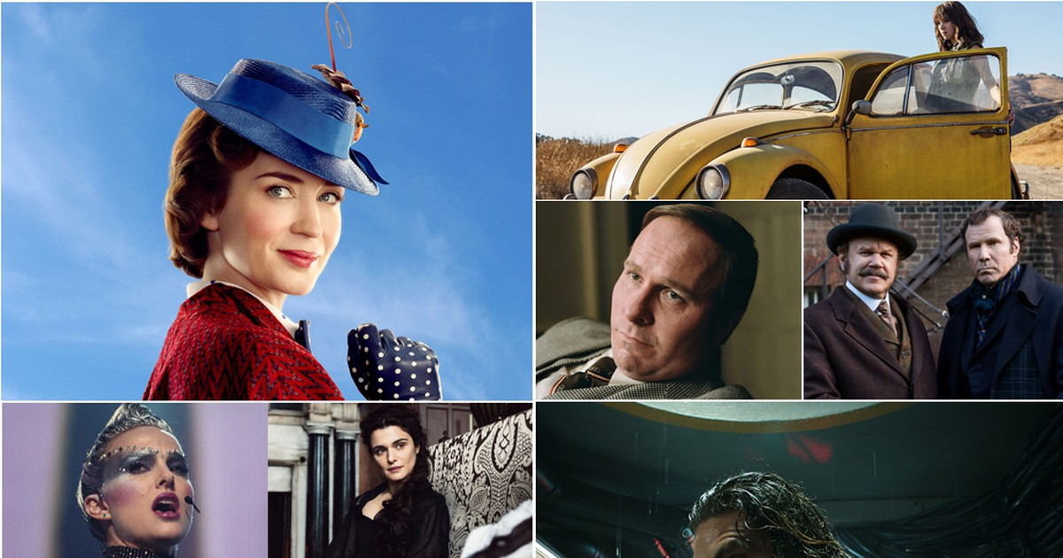 Photo of Holiday movie preview 2018: 'Mary Poppins Returns,' 'Aquaman' and 18 other movies to watch this Christmas