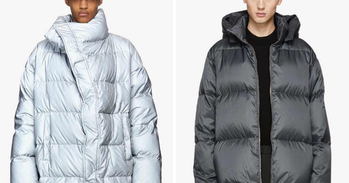 Photo of 10 of Highsnobiety's Favorite FW18 Down Jackets at SSENSE