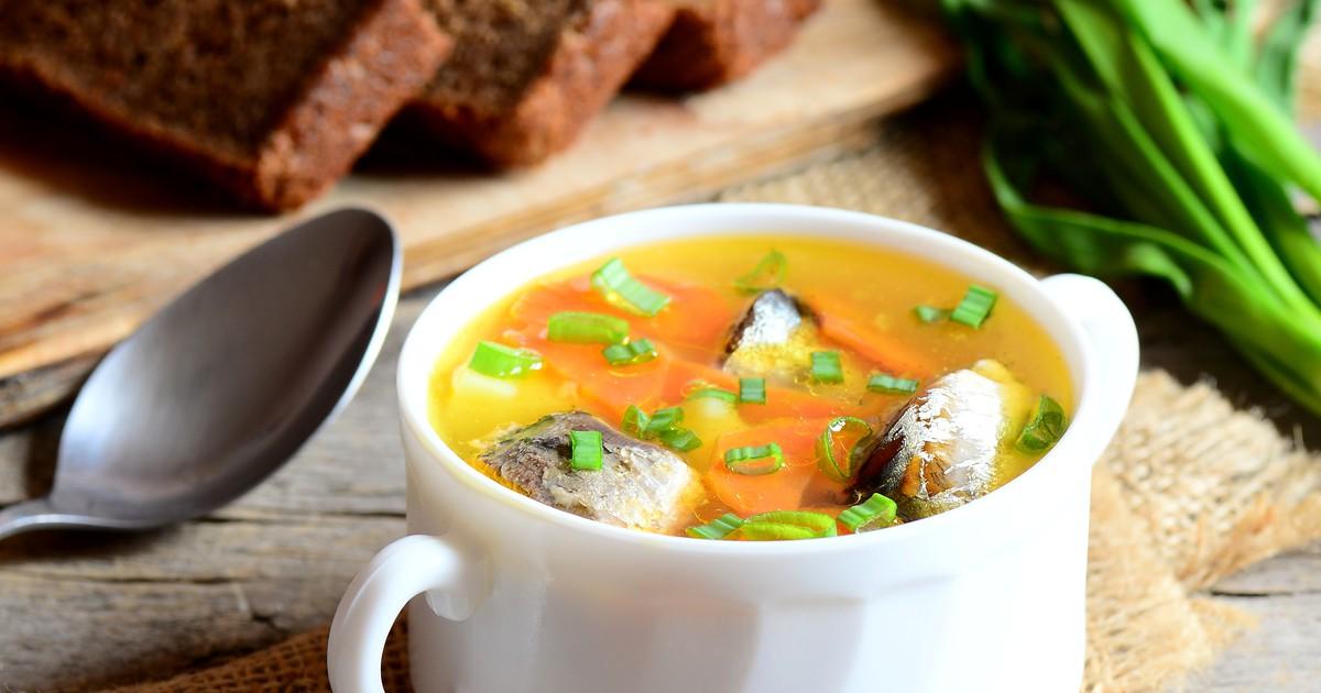 Фото Рыбный суп из скумбрии – лёгкий, быстрый и вкусный!