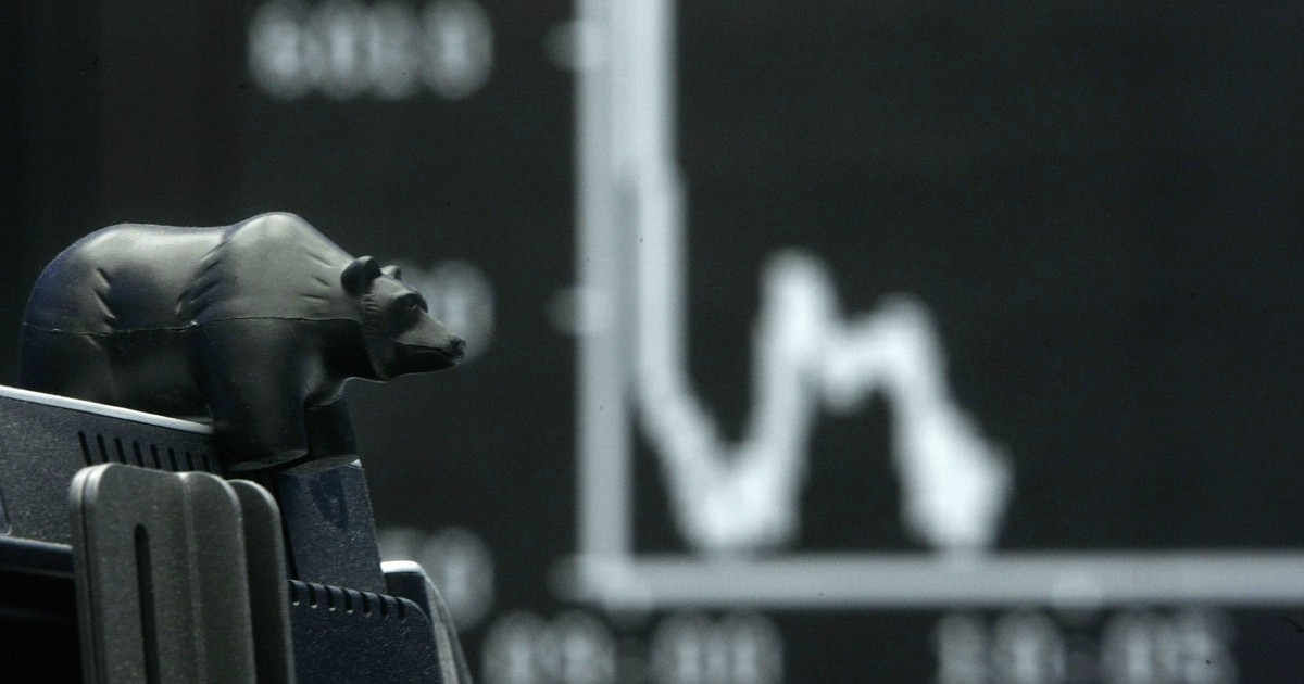 Photo of US financial company stocks are officially in a bear market