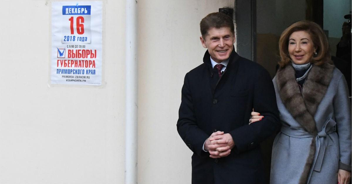 Фото С боем взять Приморье. Чем закончились самые скандальные выборы в РФ