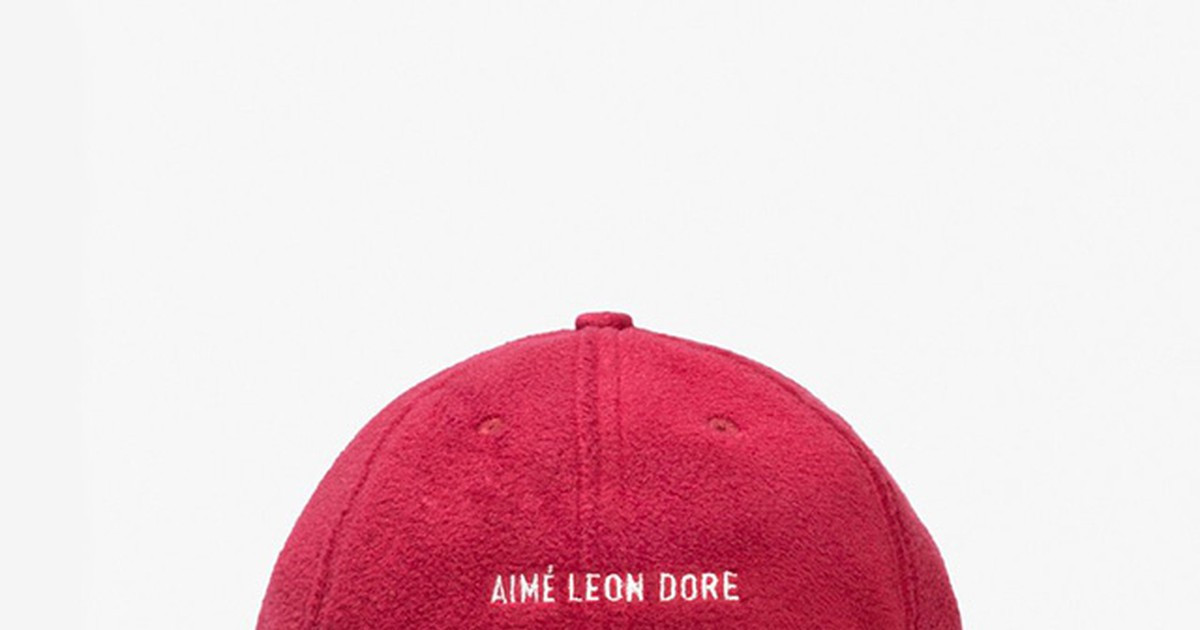 Photo of Aimé Leon Dore's Polar Fleece New Era Hat Is Ideal for Winter