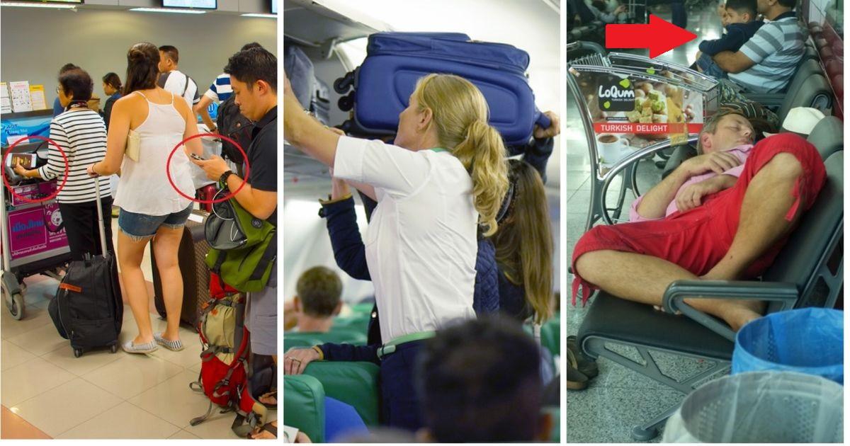 """Фото В """"Пятерочке"""" и аэропорту. 9 тупых привычек, выдающих в человеке жлоба"""