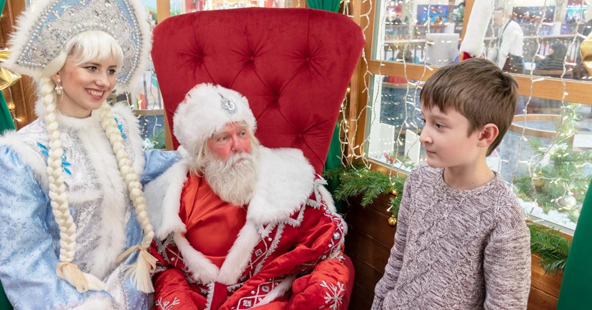 Фото Деда Мороза нет? 7 фраз родителей, грозящих сделать ребенка неудачником