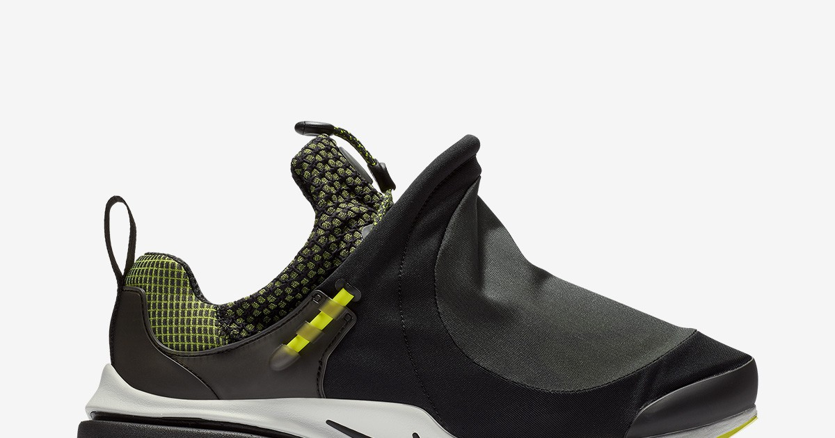 Photo of The COMME des GARÇONS HOMME Plus Nike Air Presto Foot Tent Drops This Week