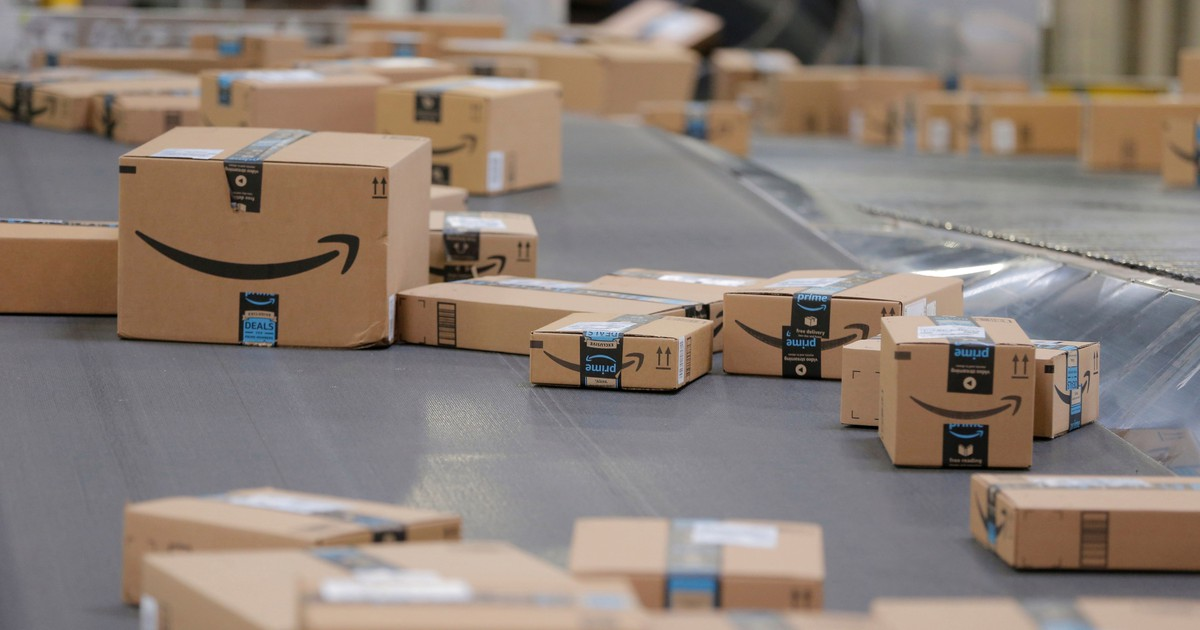 Photo of Amazon wants to use AI to send you the perfect free sample