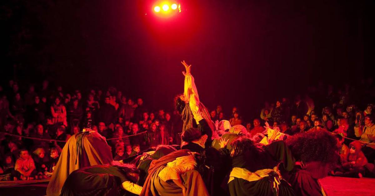 Photo of Las brujas se dejan retratar