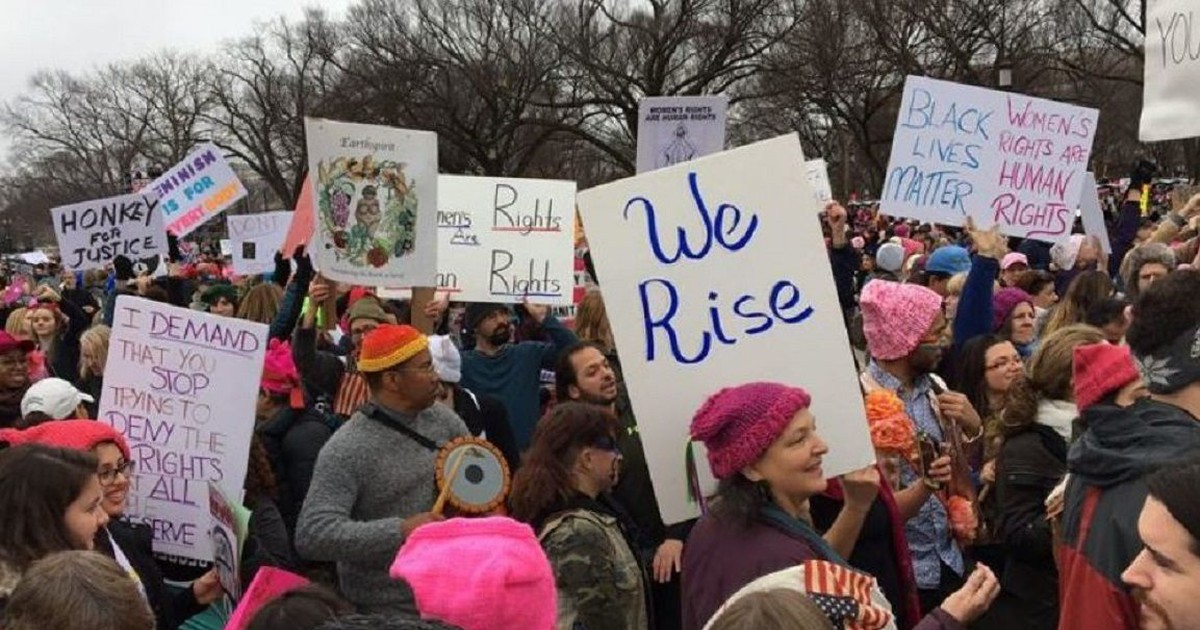 Photo of Why all Jews should skip the next Women's March