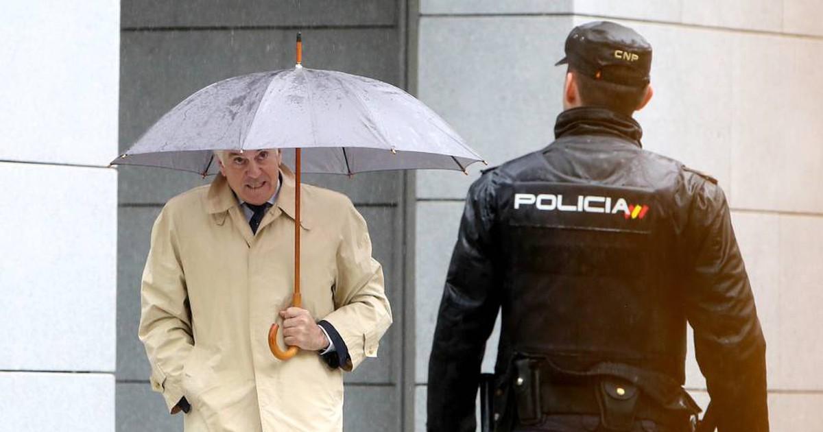 Photo of Interior halla más pruebas del espionaje policial a Bárcenas