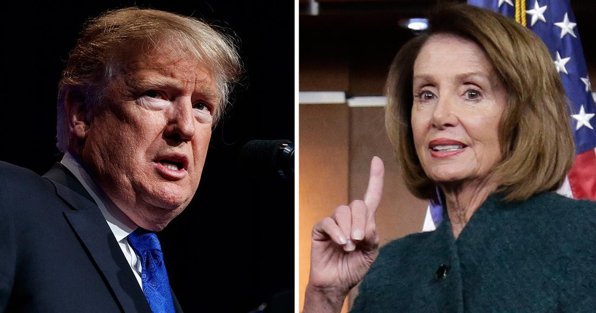 Photo of Pelosi says Trump derailed trip plans again with leak; White House calls claim 'flat out lie'