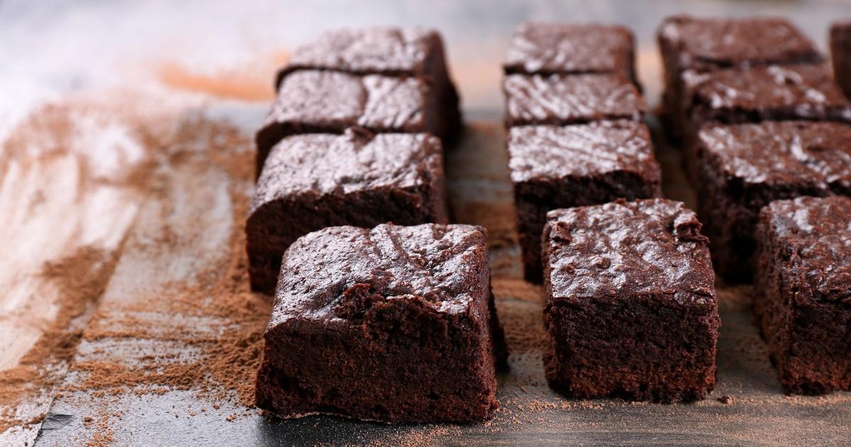 Фото Любимый шоколадный брауни