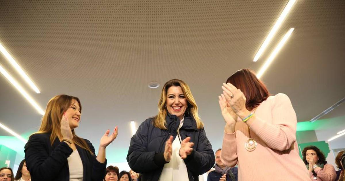 """Photo of Díaz: """"Felipe me ha dicho que hay que saber estar en la oposición, más cuando se ganan las elecciones"""""""