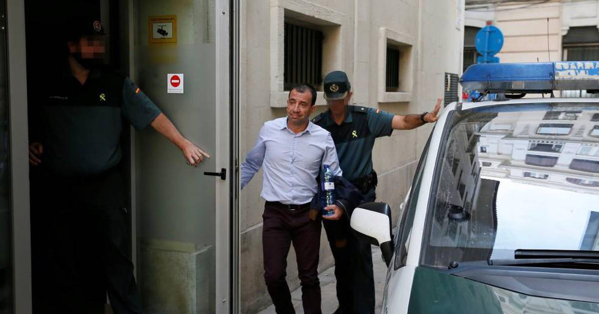 Photo of 22 años de cárcel a un guardia civil por intentar matar a dos compañeros echando veneno en la comida