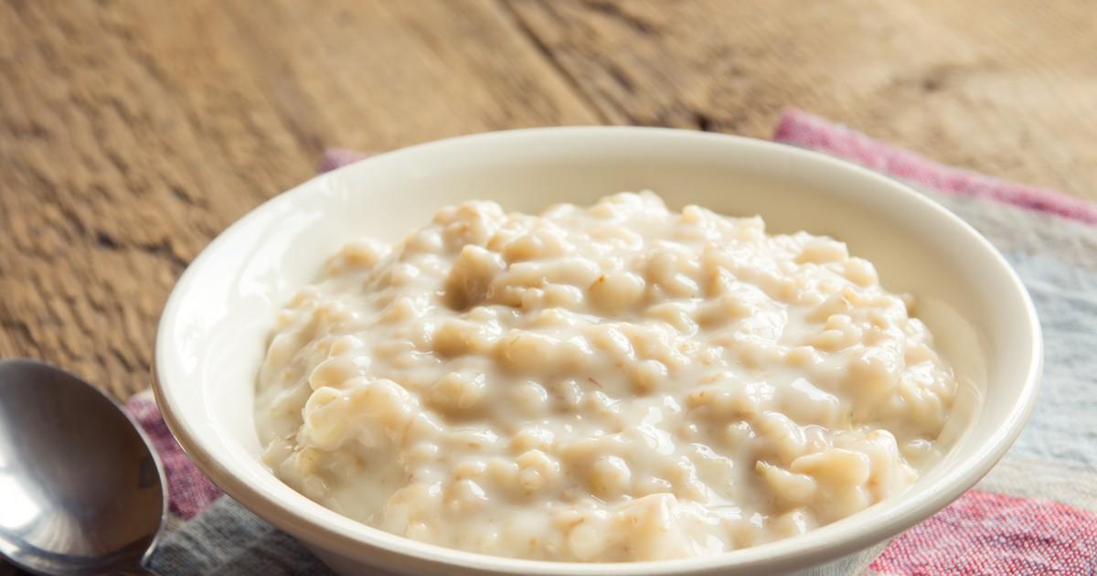 Фото Как приготовить идеальную овсянку на завтрак