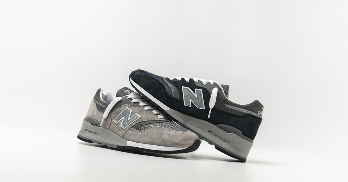 Photo of New Balance Dropped One of Its Most Iconic Sneakers in OG Colorways