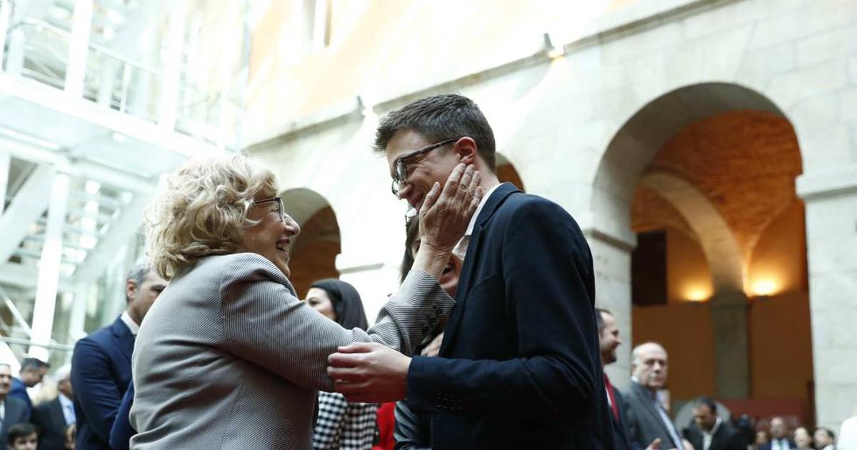 Photo of Errejón y Carmena aceleran la elaboración de propuestas conjuntas