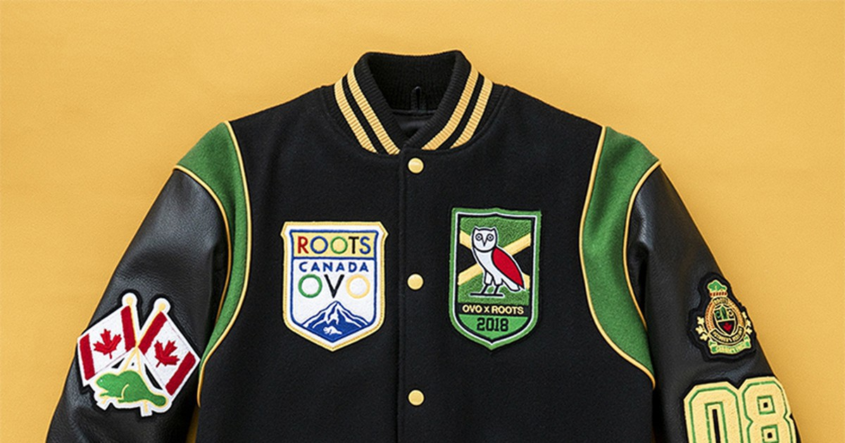Photo of Roots & OVO Re-Releasing Their Jamaican Bobsled Team Varsity Jacket