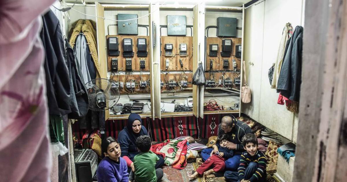 Photo of La nueva ruta desesperada: de Líbano a Chipre en barca