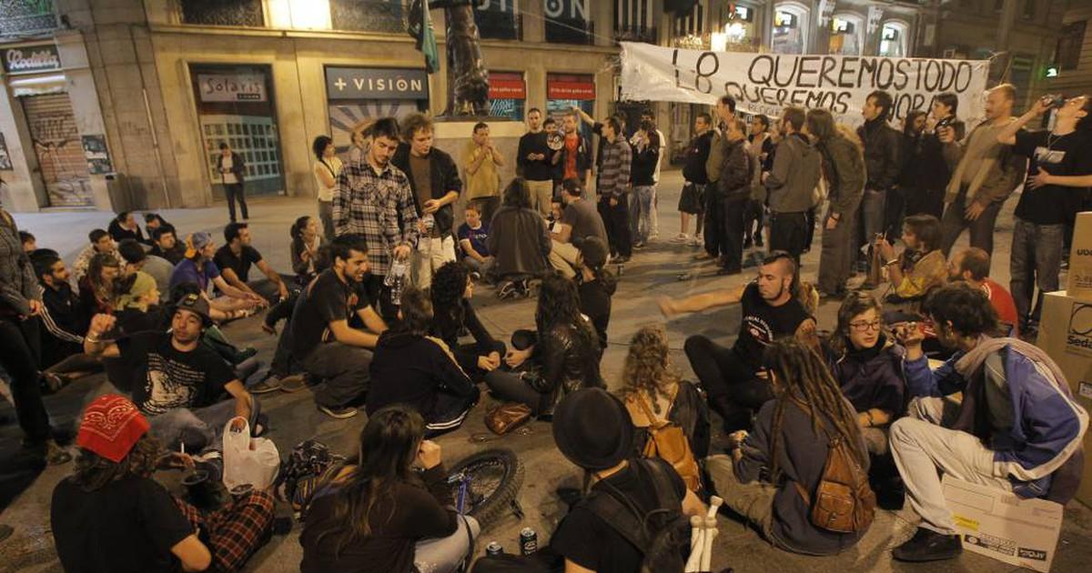 Photo of Los acusados del 15-M aceptan las multas de la Fiscalía