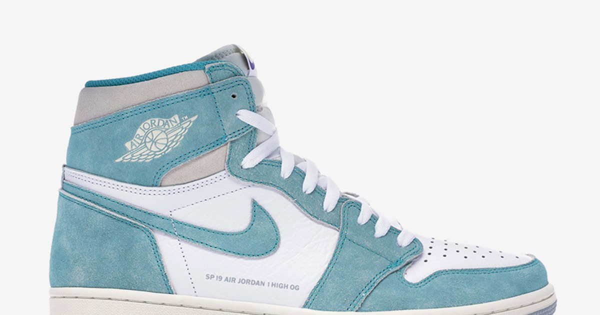 """Photo of Here's What It'll Cost to Secure the """"Turbo Green"""" Air Jordan 1 Before Anyone Else"""