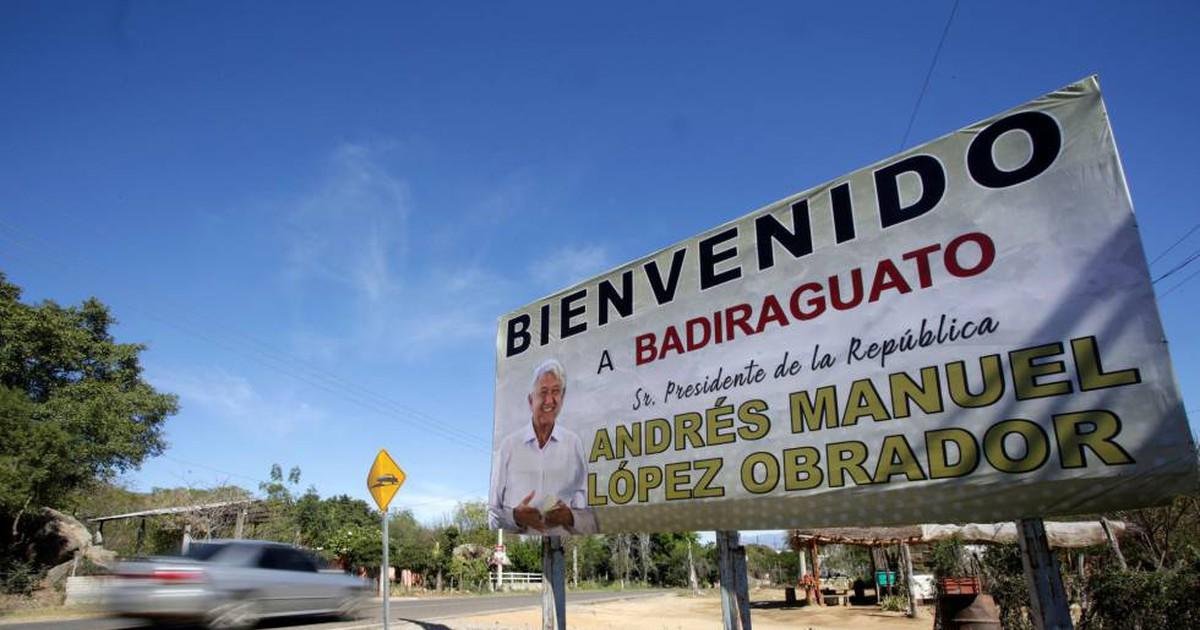 Photo of El presidente se apropia de la tierra de El Chapo