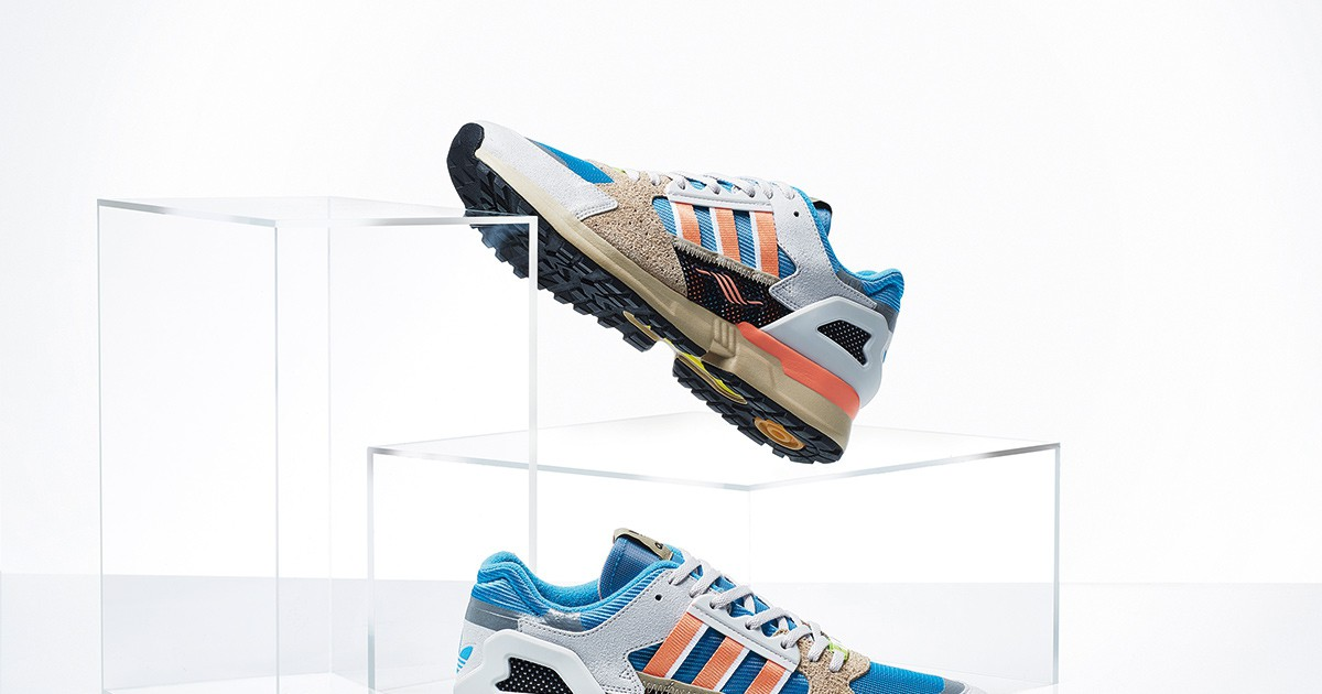 Photo of adidas Consortium's ZX 10,000C Is the Pinnacle of ZX Footwear