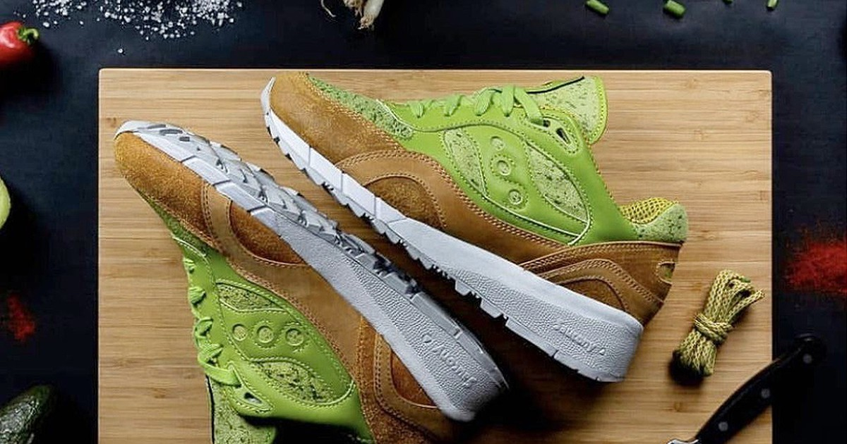Photo of Saucony Goes Full Millennial With Its Tastiest Food-Inspired Sneaker