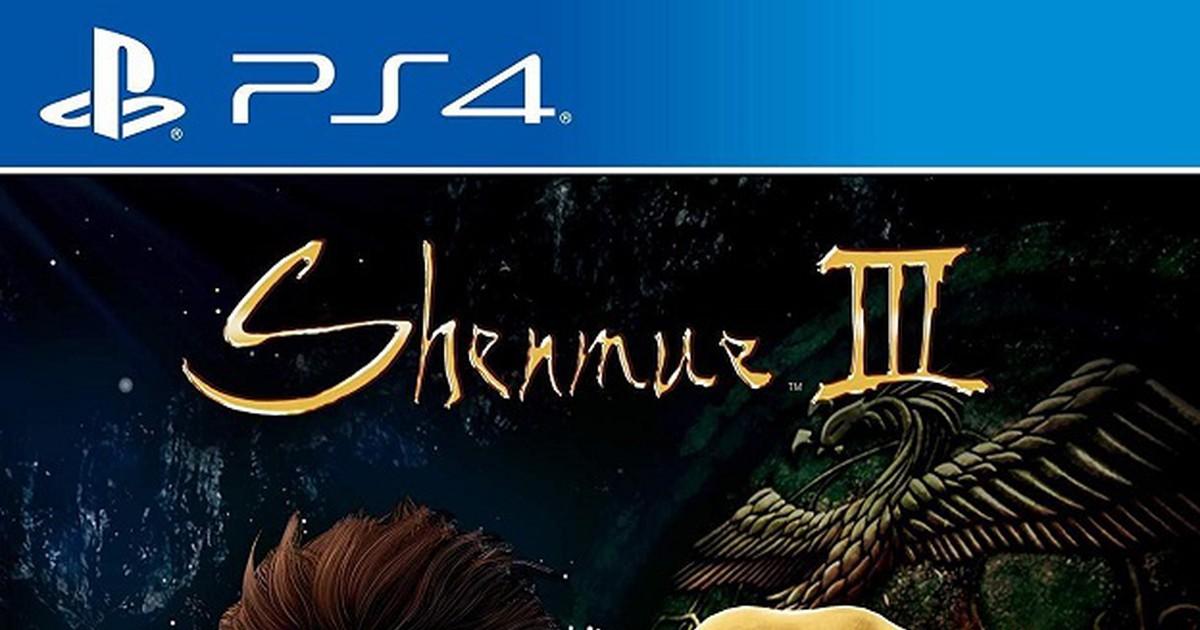 Photo of Shenmue 3: Revelada a imagem da capa do jogo