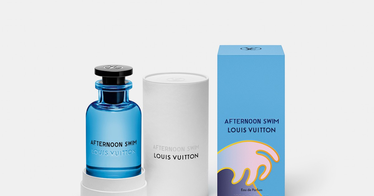 Photo of Louis Vuitton Debuts First-Ever Unisex Fragrance Collection