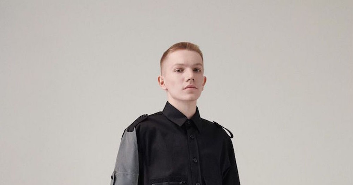 "Photo of Gosha Rubchinskiy Debuts His New GR-Uniforma ""GRUPPA"" SS19 Collection"