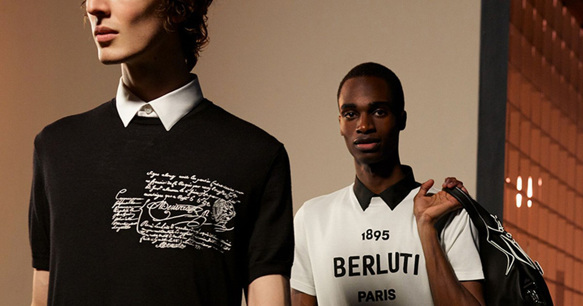Photo of Kris Van Assche's First Capsule Collection for Berluti Is Inspired by New Wave