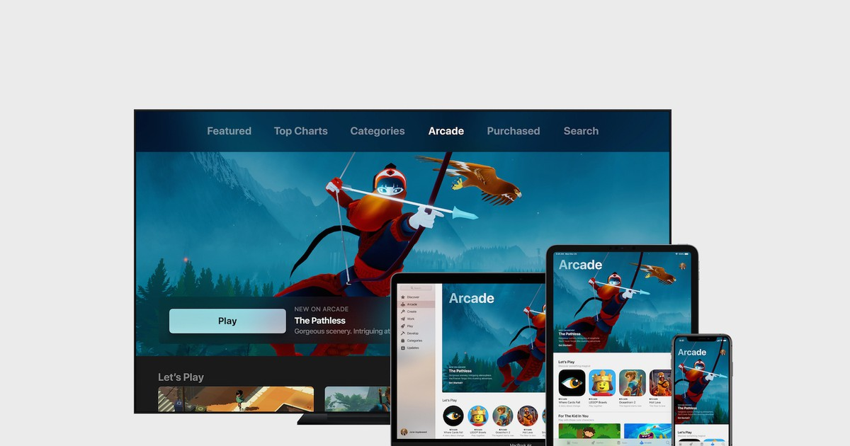 Photo of Apple Debuts World's First Mobile Gaming Subscription Service