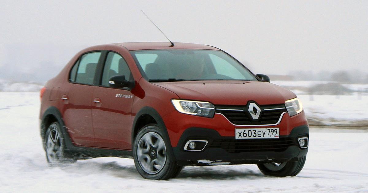 Фото Тест-драйв: Renault Logan Stepway с вариатором. Приподнятое настроение