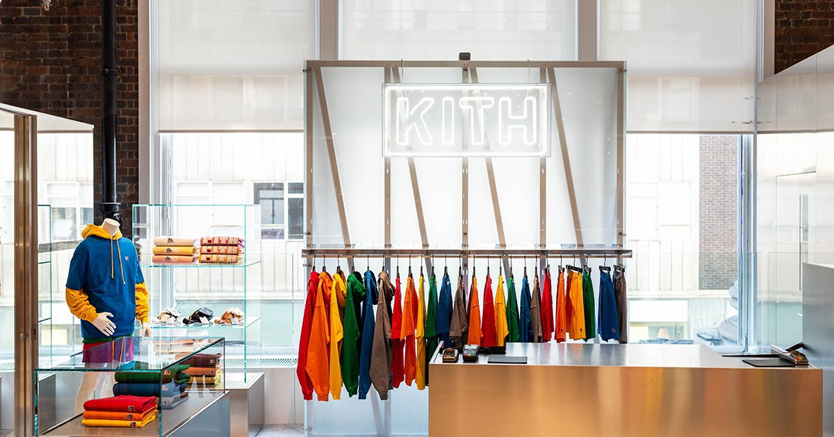 Photo of Ronnie Fieg Speaks at KITH's UK Launch About His Brand's Big Move Abroad